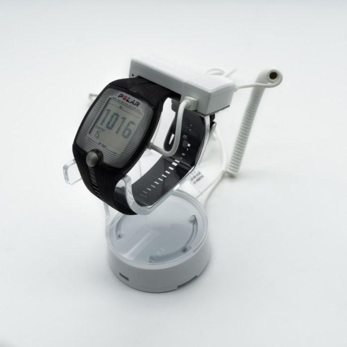 Kit antihurto para relojes inteligentes. Modelo UNO SmartWatch. Vista perspectiva